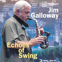 Album Echoes of Swing by Jim Galloway